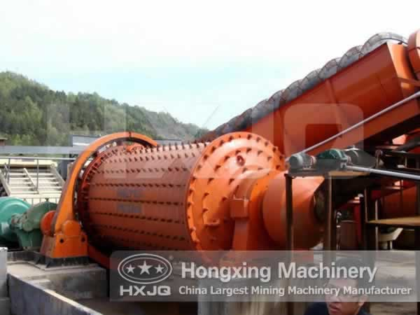 mining machinery industry